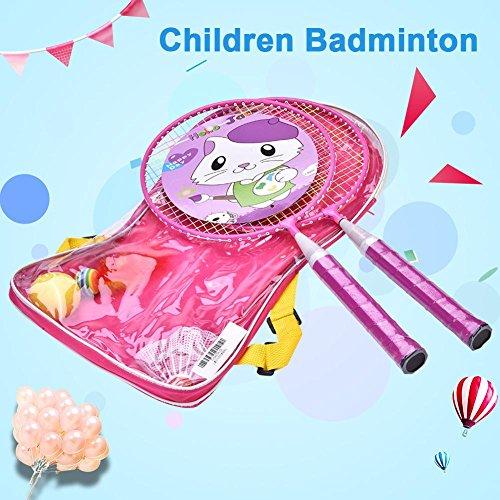 Zoom IMG-3 tbest bambini colorato fumetto racchetta
