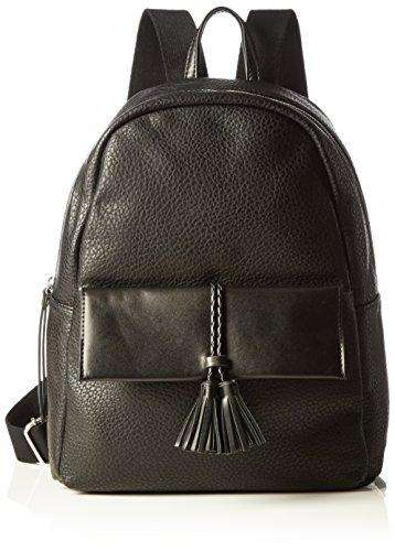 PIECES PCBAFAR Backpack Damen Rucksackhandtaschen 26x36x13 cm (B x H x T), Schwarz (Black)