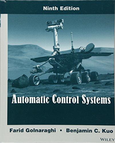 Automatic Control Systems 9e (WSE) por Farid Golnaraghi