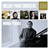 Murray Perahia: Mozart Piano Concertos - Original Album Classics