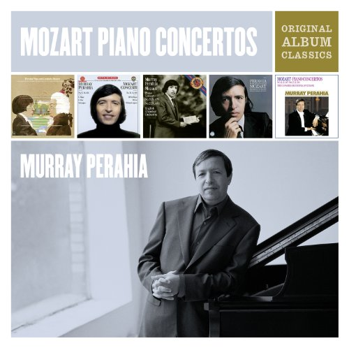Vari: Murray Perahia [5 CD]