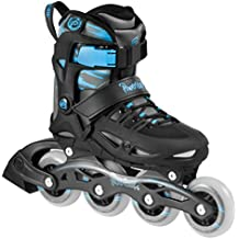Powerslide Fitness Skates Phuzion 1 Boys - Patines en línea, color azul, talla 29-32