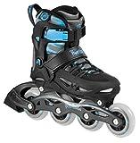 Powerslide Fitness Skates Phuzion 1 Boys - Patines en línea, color azul, talla...