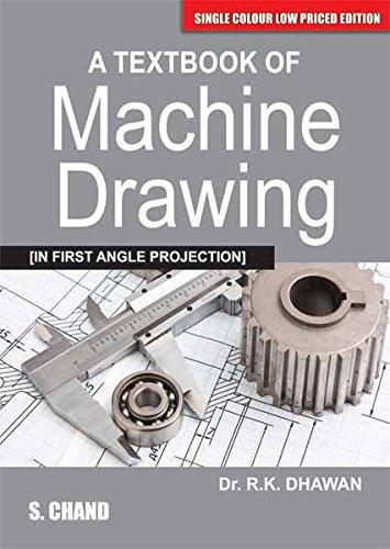 A Textbook Of Machine Drawing Ebook Rkdhawan Amazonin Kindle Store