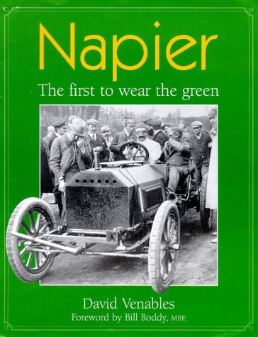 Napier: The First to Wear the Green por David Venables