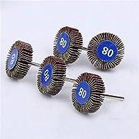 Dremel Accessories - Juego de 5 discos de lija de papel de lija