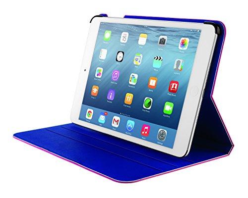 Trust Aeroo Ultrathin iPad Air 2 Hülle - flaches Etui mit Standfunktion für Apple iPad Air 2 rosa (Ipad Blue 2-case Apple)