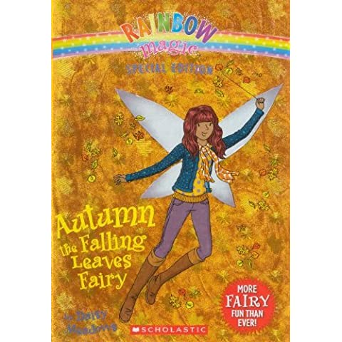 Autumn The Falling Leaves Fairy (Turtleback School & Library Binding Edition) (Rainbow Magic Special Edition) by Daisy Meadows (2013-08-27) - Autumn Falling Leaves