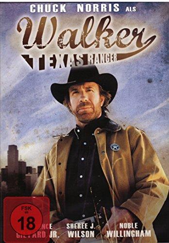 Walker, Texas Ranger - Die Trilogie (3 DVDs)