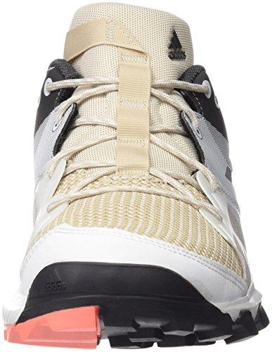 adidas Kanadia 8 Tr W, Chaussures de Running Entrainement Femme, Gris Multicolore (marron clair / argenté mat / rayon de soleil)