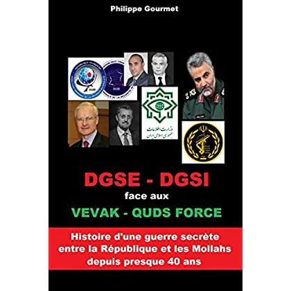 DGSE - DGSI: face aux VEVAK - FORCE QODS
