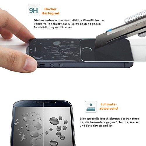eximmobile Premium-Coque de protection en silicone pour Apple, Samsung, Sony, HTC, Huawei, LG + Film blindé
