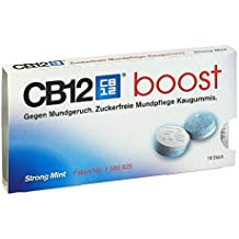 CB12 boost Kaugummi, 10 St.