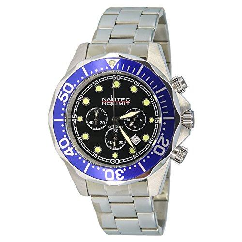 nautec-no-limit-gents-watch-deep-sea-chronograph-xl-bravo-quartz-stainless-steel-ds-b-ststblbk-qz2