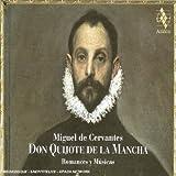 Don Quijote De La Mancha - Romances Y Musicas