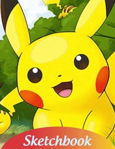 Sketchbook: Pokemon Handbook. 8.5
