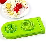wasond 2Verwendung Ei Cutter & Schneide Edelstahl Klingen Ei Dicer Pilz Fruit Strawberry garnieren Werkzeug