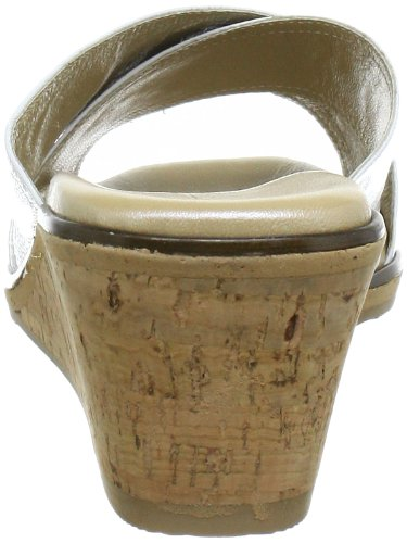 Hans Herrmann Collection 151457-6020, Mules femme Blanc (Weiss)