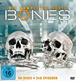 Bones - Complete Box [66 DVDs]