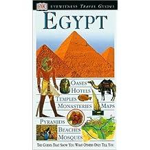 Egypt (Eyewitness Travel Guide)