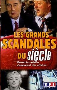 Les grands scandales du siecle [VHS]