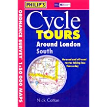 Philip's Cycle Tours Around London South