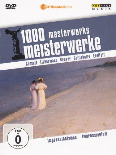 1000 Meisterwerke - Impressionismus