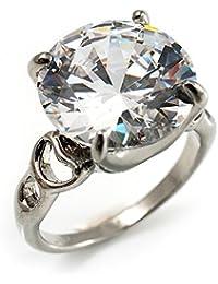 855f576bcedd Amazon.es  Cristal De Roca - Anillos   Mujer  Joyería