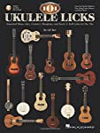 From blues to bluegrass, uke can play it all! In this one-of-a-kind book and CD pack, you get over a hundred authentic licks notated for the ukulele in standard notation and tablature. Plus there are tons of extras – commonchord progressions, scales,...