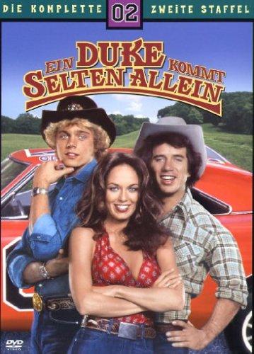 Ein Duke kommt selten allein - Die komplette zweite Staffel (4DVDs)