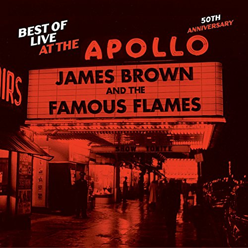 Best Of Live At The Apollo: 50th Anniversary
