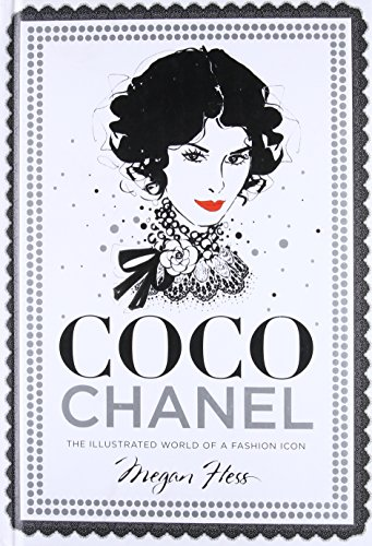 Taschen Das Geschichte Buch Komplette Kostüm - Coco Chanel: The Illustrated World of a Fashion Icon