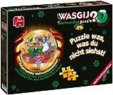 Jumbo 13226 - Wasgij Christmas 7 - Katastrophaler Weihnachtsschmaus, 1000 Teile
