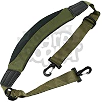 Carp Fishing Tackle Or Hunting Chair Or Bedchair Padded Shoulder Carrying Strap by Carp-Corner