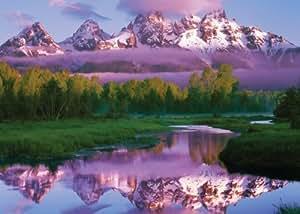 Ravensburger - 15698 - Puzzle - 1000 Pièces Parc national de Grand Teton - Wyoming