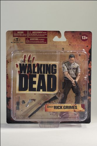 McFarlane Toys Walking Dead TV Series - Figura de acción de Grimes 2