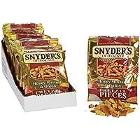 Snyder's - Honey Mustard & Onion Pretzel Pieces - 125g (Case of 10)
