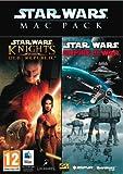 Star Wars Mac Pack (Empire at War & KOTOR) [Edizione : Francia]