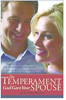 The Temperament God Gave Your Spouse by [Bennett, Art, Bennett, Larraine]