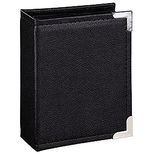 Hama 00001929 New York City Einsteckalbum (200 Fotos, Format 10 x 15cm) schwarz
