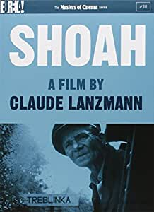 Shoah (4 Disc Set & 184 Page Book Special Edition Box Set) [DVD] [1985]