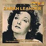 Zarah Leander  - 2cd Édition du Centenaire - l'Intégrale d'Enregistrements Allemands Légendaires