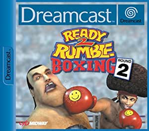 Ready 2 Rumble Boxing: Round 2 (Dreamcast)