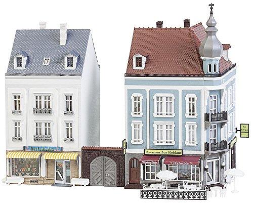 Faller FA 130703–2Ciudad Casas Bancal hoven Calle, accesorios