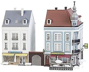 Faller FA 130703-2Ciudad Casas Bancal Hoven Calle, Accesorios para el diseño de ferrocarril, Modelo