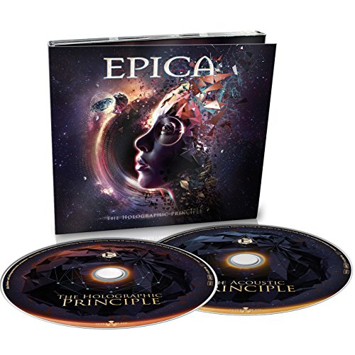 Epica: The Holographic Principle (Audio CD)