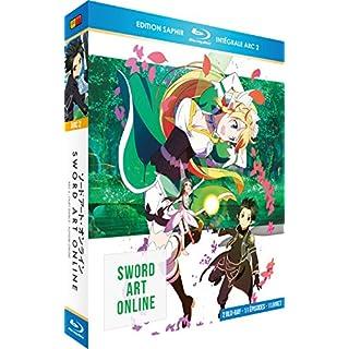 Coffret sword art online - arc 2 (alo) [Blu-ray] [FR Import] [Blu-ray] Kawaha...