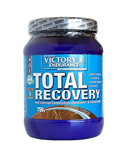 Weider Victory Endurance, Total Recovery, Chocolate - 750 gr