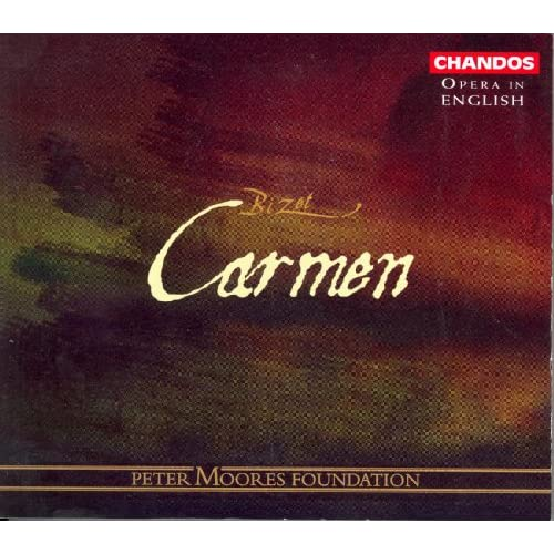 Bizet: Carmen (Sung In English)