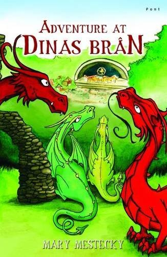 Adventure at Dinas Bran Cover Image